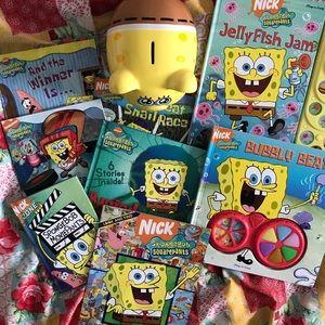 Other - Spongebob Squarepants Bundle
